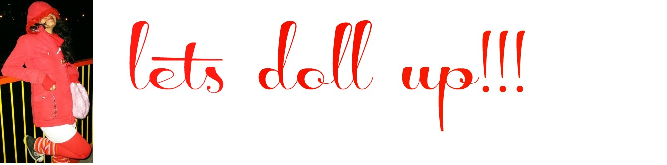Lets DOLL Up!!!