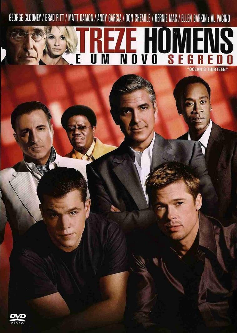 Treze Homens e um Novo Segredo – Dublado (2007)
