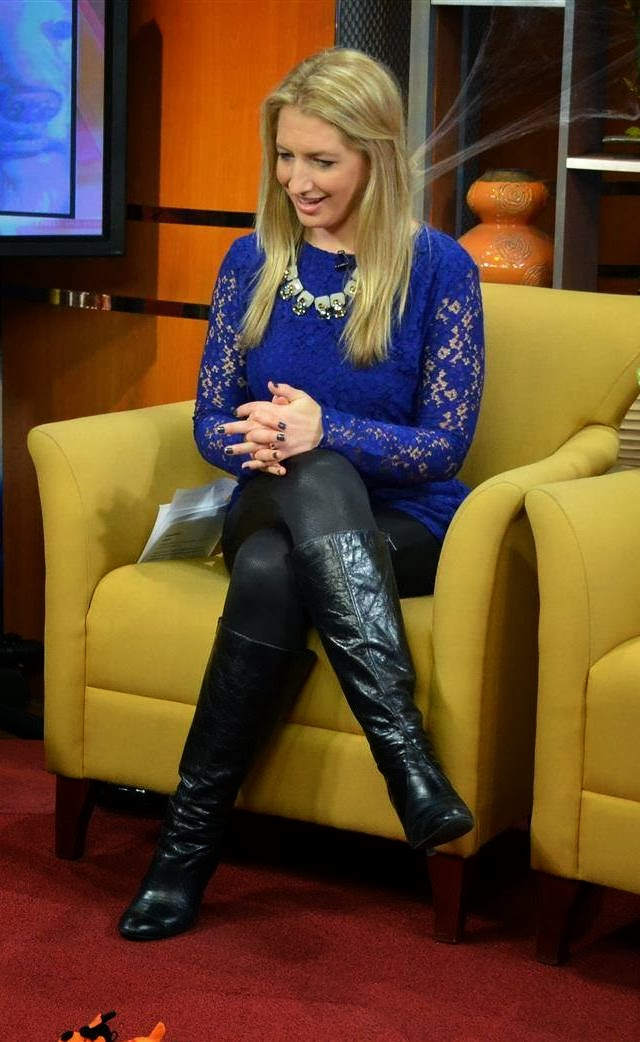 THE APPRECIATION OF BOOTED NEWS WOMEN BLOG Morning Blend