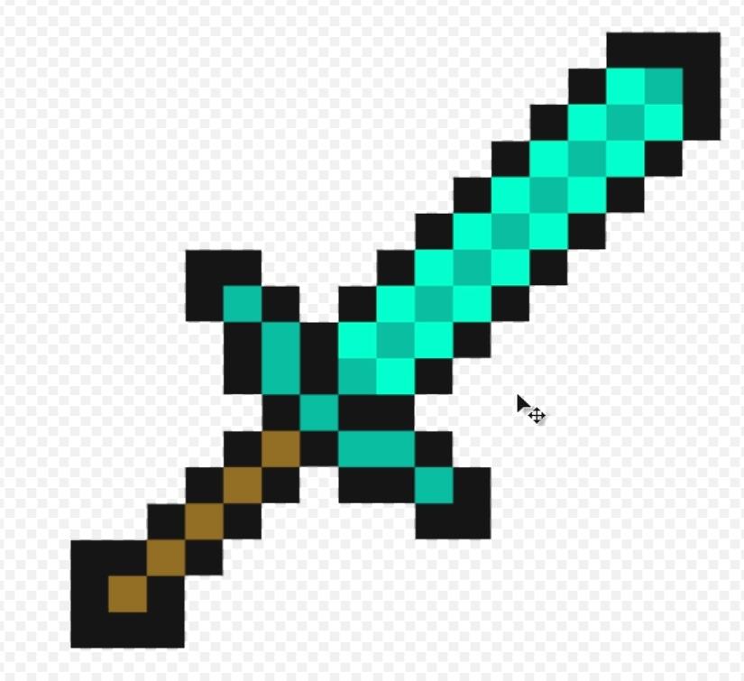 UGB shop Pixel Art