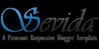 Panduan Installasi Premium Blogger Template Sevida Responsive
