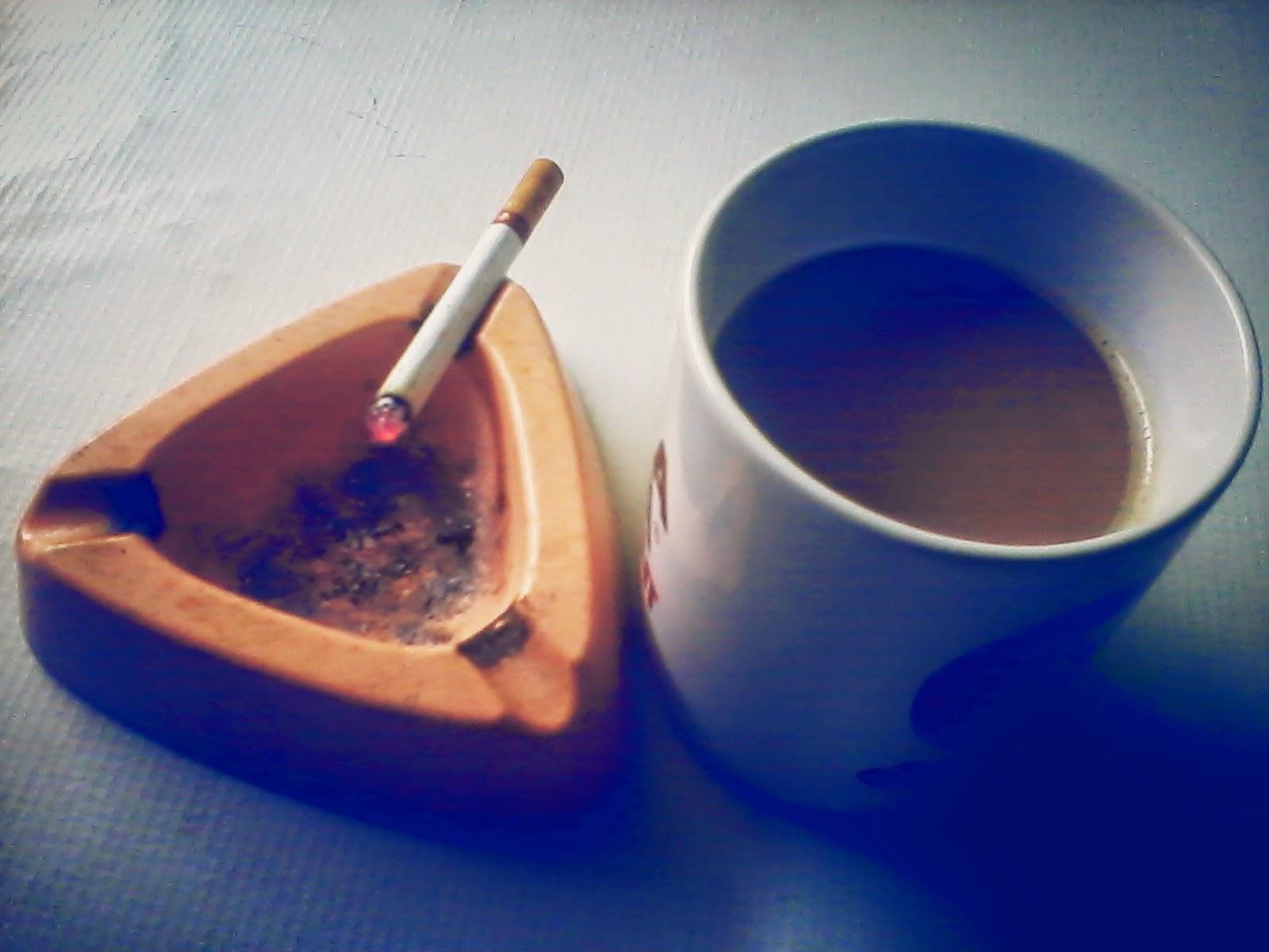 rokok & kopi
