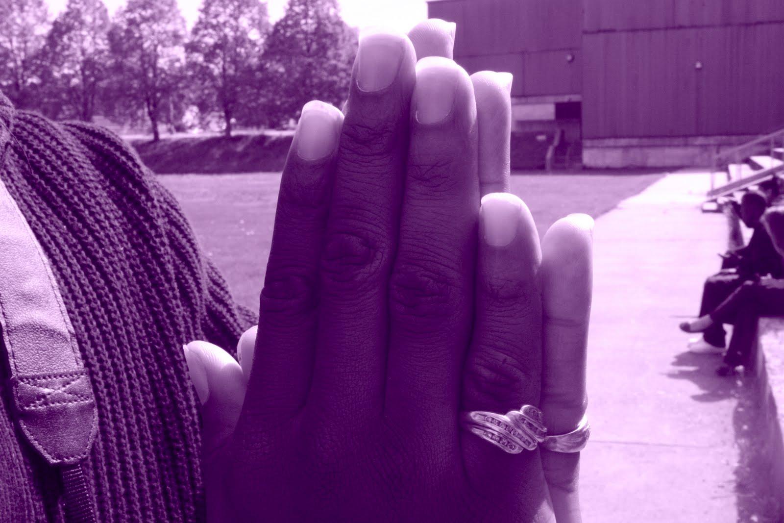 Takerras Photo The Color Purple Symbolism 5