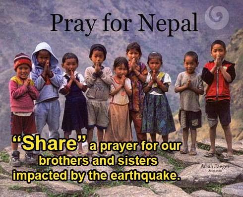 Nepal Earthquake 2015 - Pray for Nepal
