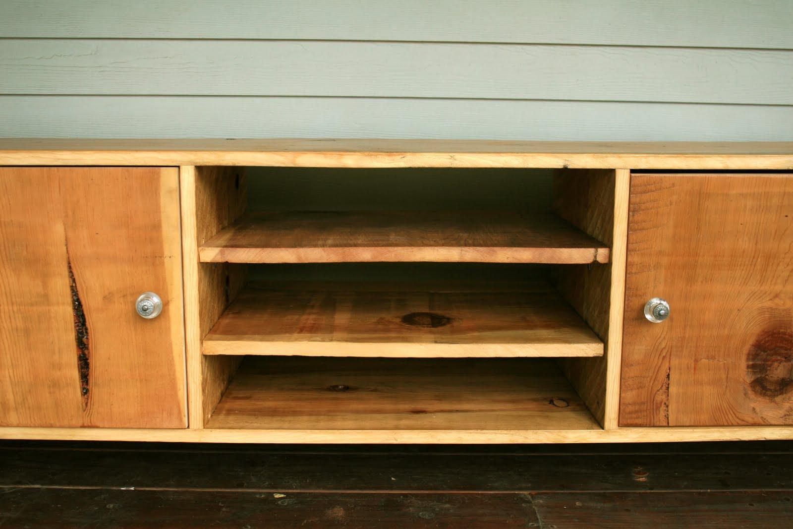 Arbor Exchange Reclaimed Wood Furniture Media Center