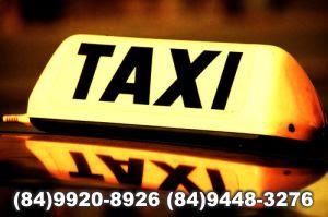 Taxi em Caicó