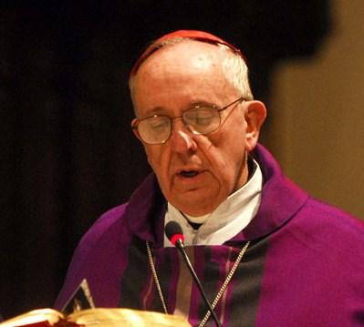 Una breve biografa de Jorge Mario Bergoglio, el Papa