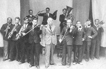 Jazz Of Thufeil - Valentin Parnakh's Jazz Band .png