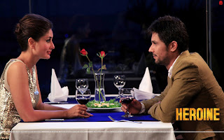 Heroine HD Wallpaper Kareena Kapoor and Randeep Hooda