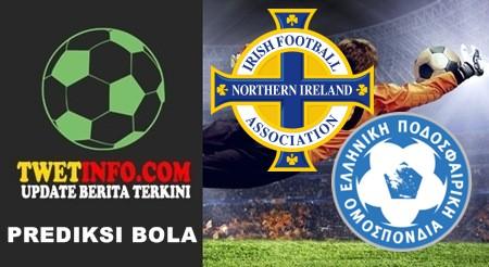 Prediksi Irlandia Utara vs Yunani
