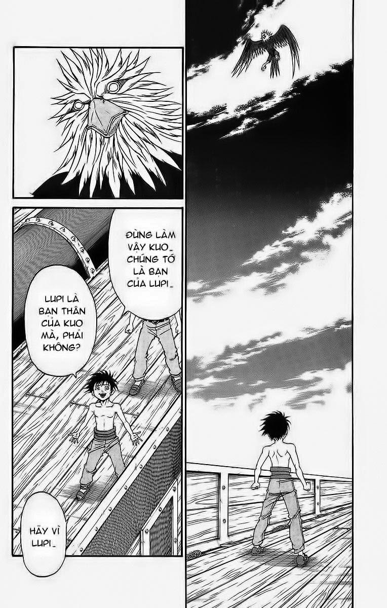 Vua Trên Biển – Coco Full Ahead chap 236 Trang 15 - Mangak.info