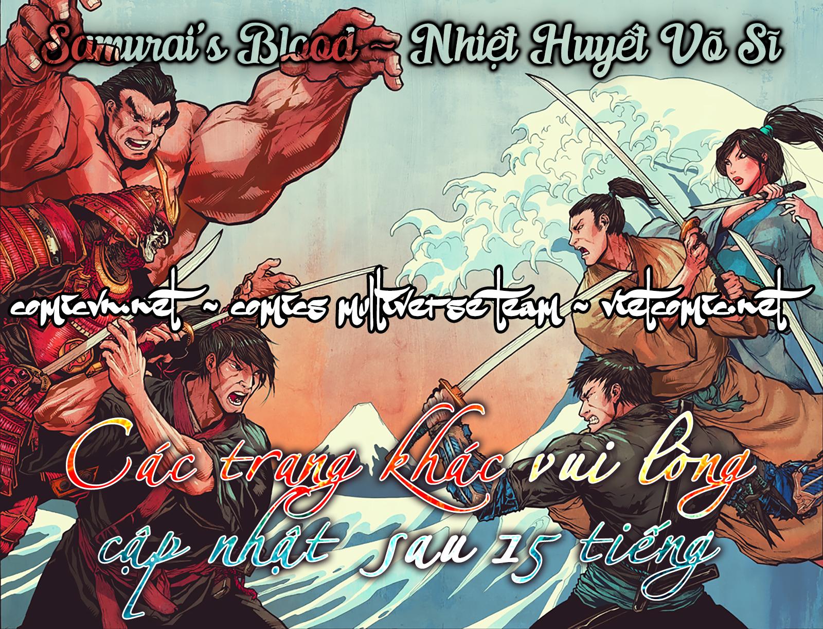 Nhiệt Huyết Võ Sĩ Chap 1 - Next Chap 2