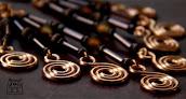 Réz ékszerek / Copper jewels