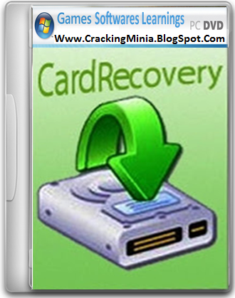 Memory card recovery software for repairing the corrupted and recovering data