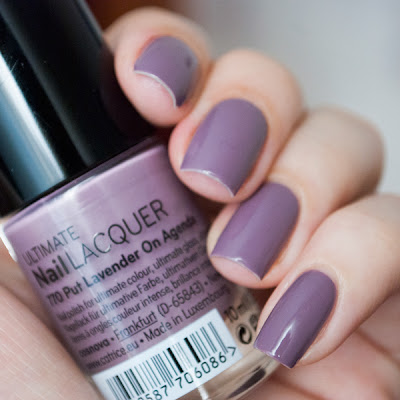 Catrice 770 Put Lavender On Agenda