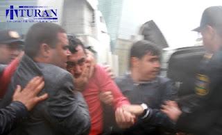 azerbaijan anti-government protest, baku, safarov