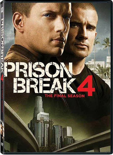 Nonton Prison Break Season 4 sub indo
