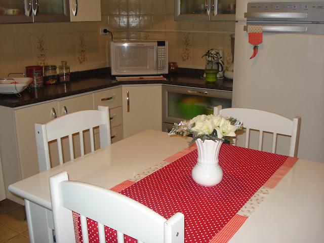 Tentando e Acertando Mimos pra minha cozinha