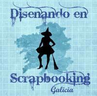 DISEÑO SCRAPBOOKING GALICIA