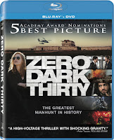 Zero Dark Thirty Blu-Ray DVD