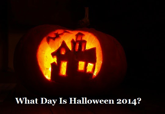 What Day Is Halloween 2014?