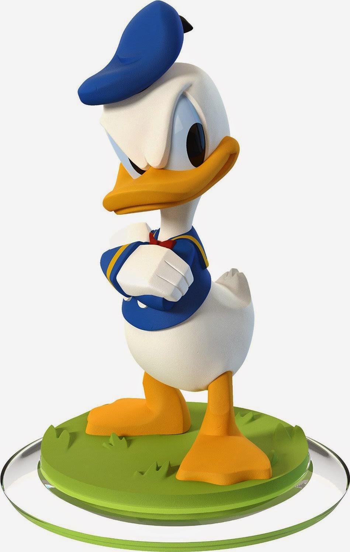 TOYS : JUGUETES - DISNEY Infinity 2.0  Figura Pato Donald | Muñeco | Donald Duck | Disney Originals  Producto Oficial | Videojuegos | A partir de 7 años  PlayStation 4, Nintendo Wii U, PlayStation 3, Xbox 360, Xbox One  Disney - 17 octubre 2014