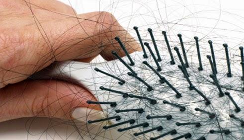 penyebab rambut rontok dengan cepat