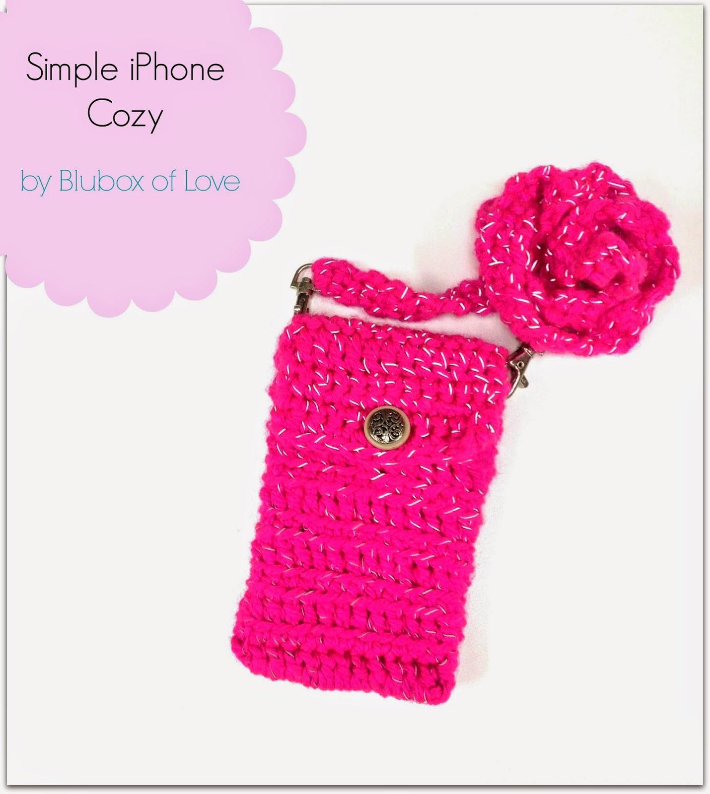 Simple iPhone Cozy