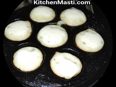Paniyaram Gundponglu Recipe