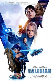 Watch Valerian and the City of a Thousand Planets Online Free 2017 Putlocker