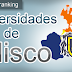 [Ranking] Universidades de Jalisco