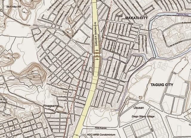 West Valley Fault Line traverses Metro Manila - PHIVOLCS