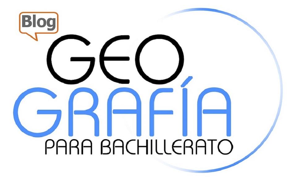 Blog de Geografía para bachillerato