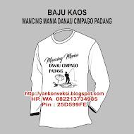 BAJU KAOS MANCING