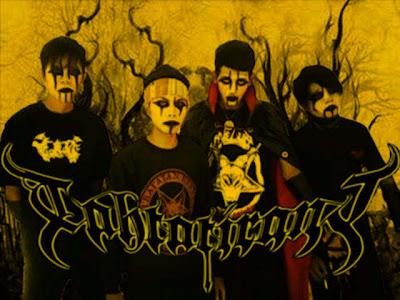 TAHTA TIRANI #Garut , Extreme Harmonic {Black metal}