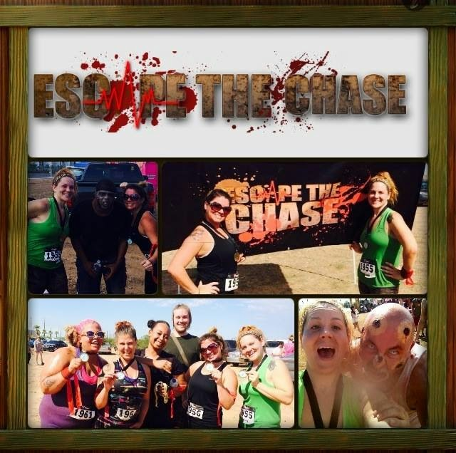 9.20.14: Escape the Chase Zombie 5K