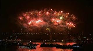 Australia New Year 2012 Eve Celebrations, Sydney's Harbour Bridge -Travel Europe Guide