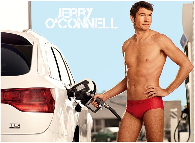 is jerry oconnell gay