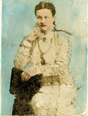 Lucy Giddens Moore, my great-great-grandmother