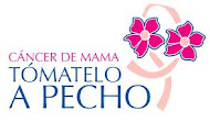 Campaña lucha cáncer de mama