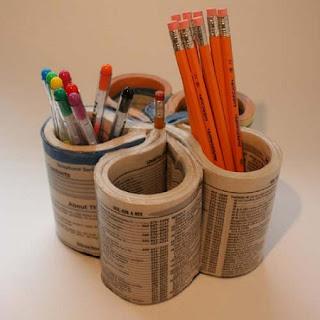 Organizadores Reciclados, Ideas Ecoresponsables para Casa