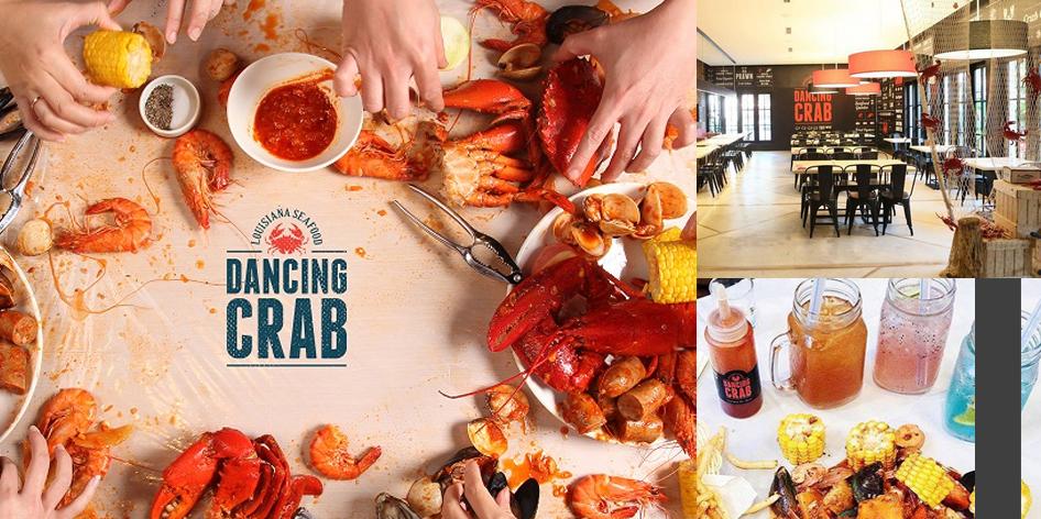 restoran seafood dancing crab Bandung
