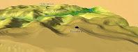 Batalla de Talamanca camp de visió des de la Mussarra