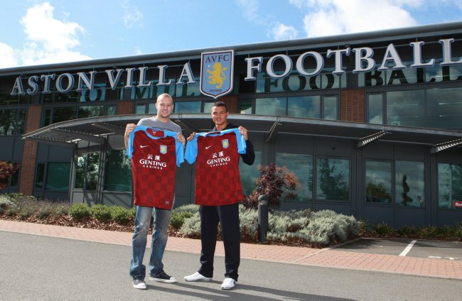Villa's cleans up Tottenham, by signing Hutton and Jenas