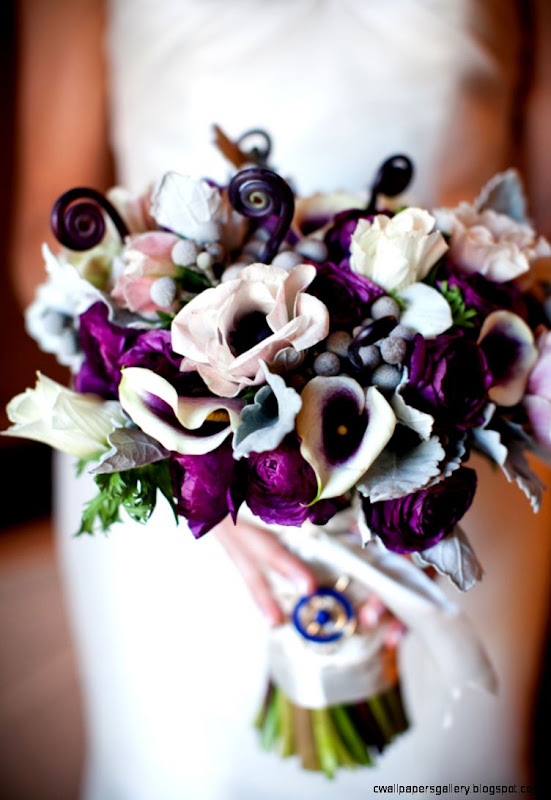 Winter Wedding Flower Inspiration from Petals Edge Fl Design