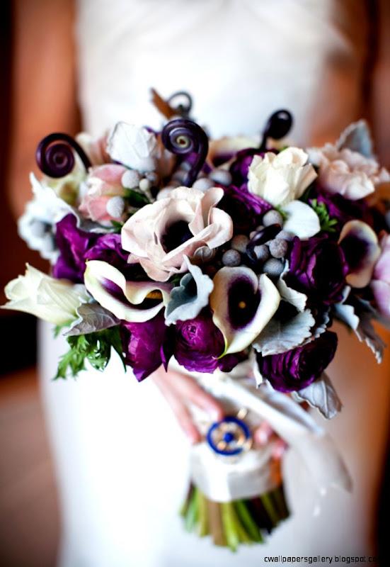Winter Wedding Flower Inspiration from Petals Edge Fl Design