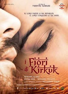 Las flores de Kirkuk Poster