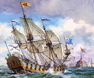 Paisajes Batallas Marinas