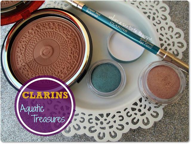 CLARINS - Aquatic Treasures