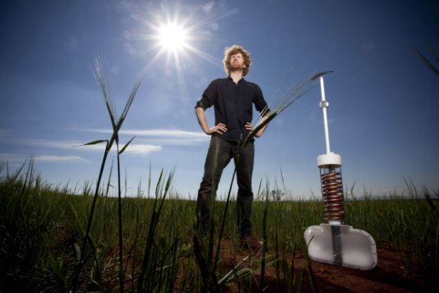 Sistem Penuaian Air yang boleh menukarkan udara menjadi air